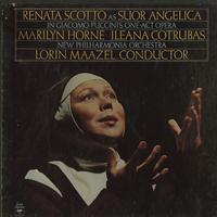 Scotto, Maazel, New Philharmonia Orchestra - Puccini: Suor Angelica