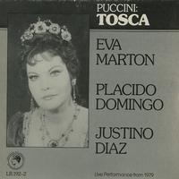 Eva Marton, Placido Domingo, Justino Diaz - Puccini: Tosca
