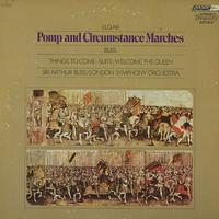 Bliss, London Symphony Orchestra - Elgar: The Five Pomp and Circumstance Marches etc.