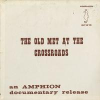 Richard Schulze - The Old Met At The Crossroads
