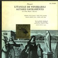 Vyvyan, The St. Anthony Singers and The Boyd Neel Orchestra - Mozart: Litaniae de Venerabili Altaris Sacramento