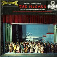 D'Oyly Carte Opera Company, Godfrey, The New Symphony Orchestra of London - Gilbert & Sullivan: The Mikado
