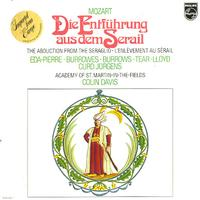 Eda-Pierre, Davis,Academy of St. Martin-in-the-Fields - Mozart: Die Entfuhrung Aus Dem Serail (The Abduction From The Seraglio)
