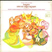Dalgat, Soloists, Chorus & Orchestra of The Moscow Radio - Prokofiev: Love For Three Oranges