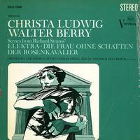 Christa Ludwig and Walter Berry - Strauss: Scenes from Elektra etc.