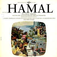 Rottier, Lamaire, Les Soloistes de Liege - Hamal: In Exitu Israel