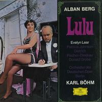 Lear, Bohm, Orchester der Deutschen Oper Berlin - Berg: Lulu -  Preowned Vinyl Box Sets
