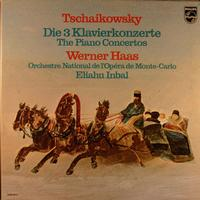 Haas, Inbal, Orchestre National de l'Opera de Monte Carlo - Tchaikovsky: The Piano Concertos
