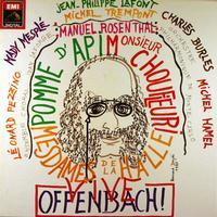 Rosenthal, Orchestre Philharmonique de Monte Carlo - Vive Offenbach