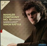Rattle, Bournemouth Symphony Orchestra - Mahler: Symphony No. 10