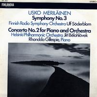 Soderblom, Finnish Radio Symphony Orchestra - Merilainen: Symphony No. 3 etc.
