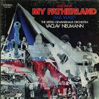 Neumann, The Leipzig Gewandhaus Orchestra - Smetana: My Fatherland (Ma Vlast)