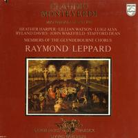 Harper, Leppard, Members of the Glyndebourne Chorus - Monteverdi: Madrigali Libro VIII