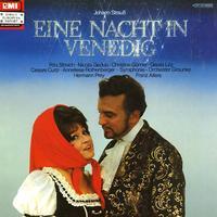 Streich, Allers, Symphonie-Orchester Graunke - Strauss: Eine Nacht in Venedig