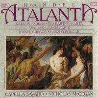 Farkas, McGegan, Capella Savaria - Handel: Atalanta