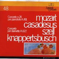 Casadesus, Szell, New York Philharmonic Orchestra - Mozart: Piano Concerto No. 24 etc.