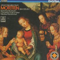 Harnoncourt, Bachchor Stockholm, Concentus Musicus Wien - Bach: Motetten
