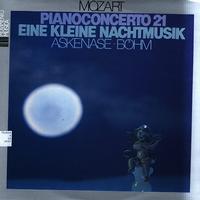 Askenase, Bohm, Berlin Philharmonic Orchestra - Mozart: Piano Concerto No. 21 etc.