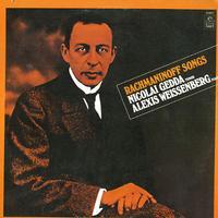 Nicolai Gedda and Alexis Weissenberg - Rachmaninov: Songs