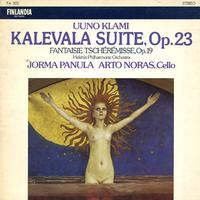 Noras, Panula, Helsinki Philharmonic Orchestra - Klami: Kalevala Suite etc.