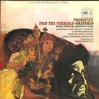 Levko, Stasevich, USSR Symphony Orchestra - Prokofiev: Ivan the Terrible - Oratorio