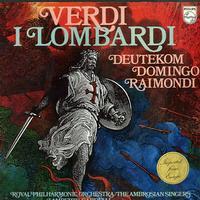 Deutekom, Gardelli, Royal Philharmonic Orchestra - Verdi: I Lombardi