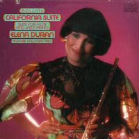 Elena Duran and the Laurie Holloway Trio - Bolling: California Suite