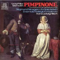 Nimsgern, Ensemble Florilegium Musicum - Telemann: Pimpinone