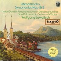 Donath, Sawallisch, New Philharmonia Orchestra and Chorus - Mendelssohn: Symphonies Nos. 1 & 2