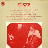 Harrison, Elgar, New Symphony Orchestra - Elgar: Concerto for Violoncello and Orchestra