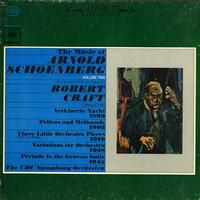 Craft, CBC Symphony Orchestra - The Music of Arnold Schoenberg Vol. 2