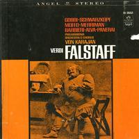 Gobbi, von Karajan, Philharmonia Orchestra and Chorus - Verdi: Falstaff