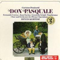 Corena, Kertesz, Chor und Orchester des Wiener Opernhaus  - Donizetti: Don Pasquale