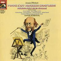 Mesple, Rosenthal, Orchestre Philharmonique de Monte-Carlo - Offenbach: Pomme d' Api etc.