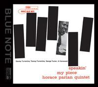 Horace Parlan Trio - Speakin' My Piece -  XRCD24 CD
