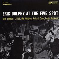 Eric Dolphy - Eric Dolphy At The Five Spot -  Hybrid Stereo SACD