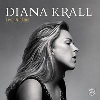 Diana Krall - Live In Paris -  45 RPM Vinyl Record