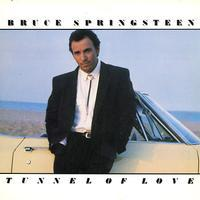 Bruce Springsteen - Tunnel Of Love -  Preowned Vinyl Record