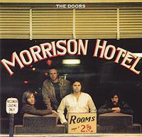 The Doors - Morrison Hotel -  Hybrid Multichannel SACD