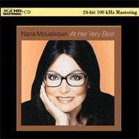 Nana Mouskouri - At Her Very Best -  K2 HD CD