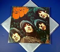 - Outer LP Sleeves Non-Resealable 2.5 mil