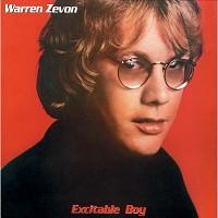 Warren Zevon - Excitable Boy -  Vinyl LP with Damaged Cover