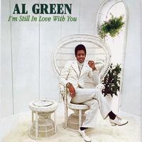 Al Green - I'm Still In Love With You -  Vinyl LP with Damaged Cover