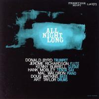 The Prestige All Stars - All Night Long