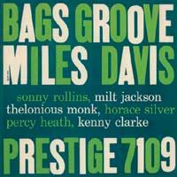 Miles Davis - Bags Groove -  200 Gram Vinyl Record