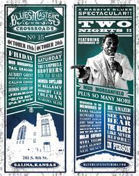 Blue Heaven Studios - Blues Masters at the Crossroads 15 (2012) Poster