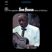 Son House - Father of Folk Blues -  45 RPM Vinyl Record
