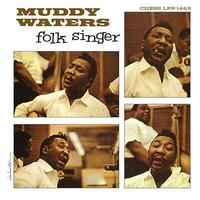 Muddy Waters - Folk Singer -  200 Gram Vinyl Record