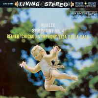 Fritz Reiner - Mahler: Symphony No. 4/ Lisa Della Casa