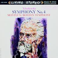 Monteux, Boston Symphony Orchestra - Tchaikovsky: Symphony No. 4 -  200 Gram Vinyl Record
